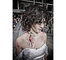 Zombie Walk (7) Photographic Print