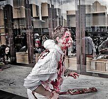 Zombie Walk (8) by Reg  Lyons