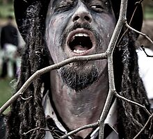 Zombie Walk (11) by Reg  Lyons