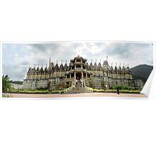 Ranakpur temples Poster