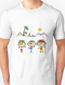 Funny People Boys and Girls T-Shirt
