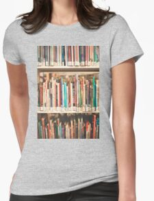 Read More....Screen Less Womens Fitted T-Shirt