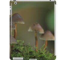 Woodland decay iPad Case/Skin