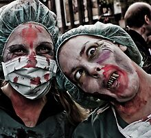 Undead Nurses by Aaron  Sheehan