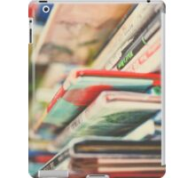 B is for Books iPad Case/Skin