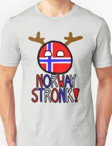 NorwayBall-Norway Stronk! Unisex T-Shirt