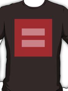 Equality Sign T-Shirt