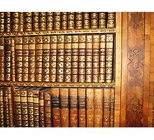 Library Melk Photographic Print