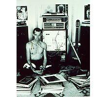 Stereo Widow 1984 Photographic Print