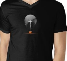A BRIGHT IDEA... Mens V-Neck T-Shirt