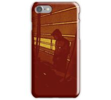 BLACK Ancient Methods #11 iPhone Case/Skin