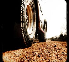 Red Dirt by Jules Campbell