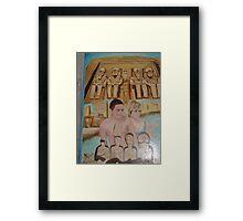 Princess Diana and Dodi in Love Series (2/3) : Love   Framed Print