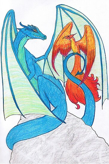 dragons friend  by louisaeet