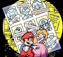 Future Past Mario by SKULLPY