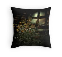 graveyard Throw Pillow