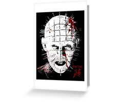 Body Count - Pinhead Greeting Card