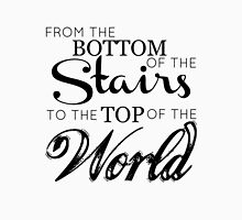 The boys from the stairs Womens Fitted T-Shirt