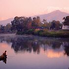 Pokhara by Hannah Nicholas