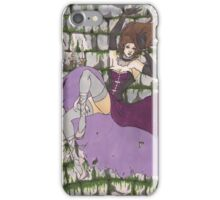 Falling Well iPhone Case/Skin