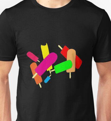 Ice Blocks Unisex T-Shirt