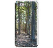 Plantation Pattern iPhone Case/Skin