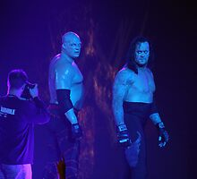 Smackdown 2008 - Undertaker & Kane - 01 by xTRIGx