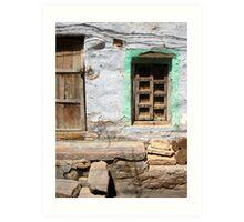 Doorway Jaisalmer India Art Print
