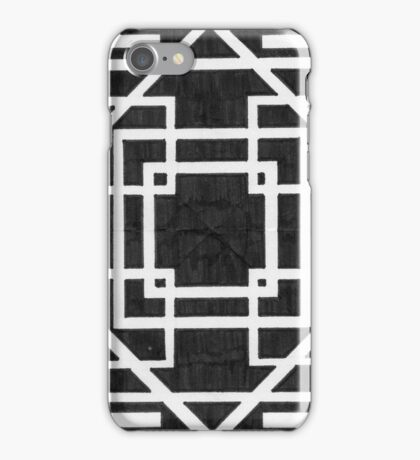 Square2 iPhone Case/Skin