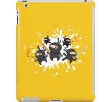 Ninja Squad iPad Case/Skin