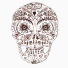 henna calavera by pixelwolf