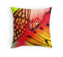 A Confusion of Angels Throw Pillow