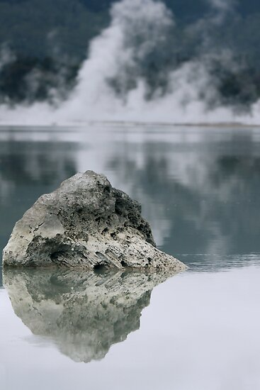 Smoke On The Water by Varinia   - Globalphotos