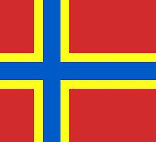 Flag of Orkney by abbeyz71