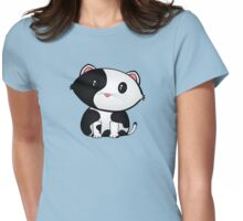 Chibi Frazzle Womens Fitted T-Shirt