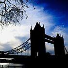 London Tower Bridge I by Antonio Marques