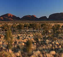 Kata Tjuta by Bart The Photographer