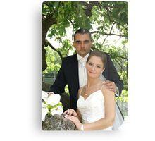 Me & my Bride 3 Metal Print