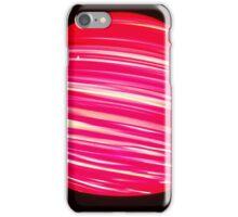 Red Globe  iPhone Case/Skin