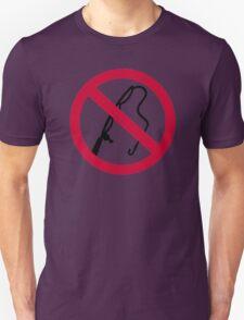 No fishing Unisex T-Shirt