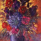 African Lily by Angela Drysdale