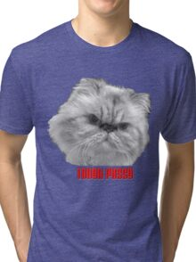 Tough Pussy Tri-blend T-Shirt