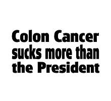 Colon Cancer Photographic Print