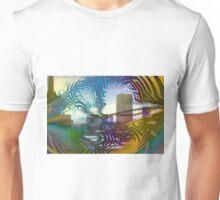 Warping Unisex T-Shirt