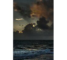 Forecast Storm... Photographic Print