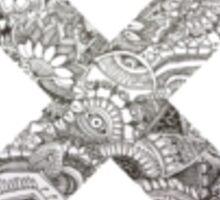 TheXX Sticker