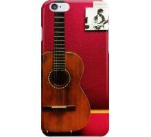 Bob D's Guitar iPhone Case/Skin