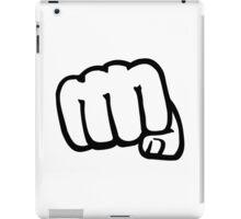 Fist iPad Case/Skin