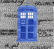 Tardis Doctor Quotes by ksshartel
