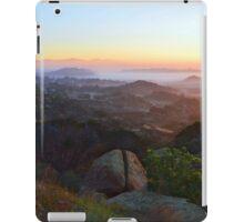 Sunrise Over San Fernando Valley iPad Case/Skin